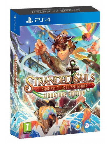 3260-PS4 - Stranded Sails Signature Edition-5060264373741
