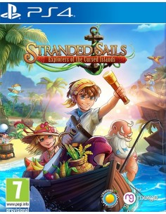 PS4 - Stranded Sails