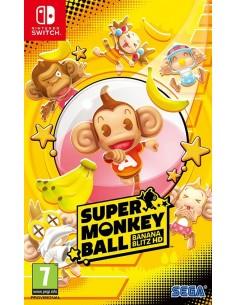 Switch - Super Monkey Ball...