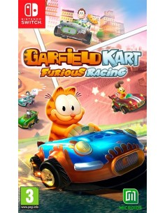 Switch - Garfield Kart...