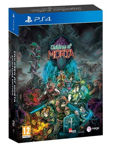 3109-PS4 - Children of Morta Signature Edition-5060264374625