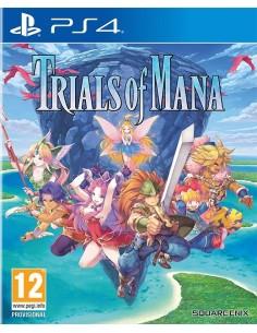 PS4 - Trials of Mana