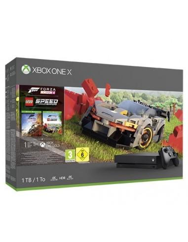 3442-Xbox One - Xbox One Consola X 1TB + Forza Horizon 4 LEGO Speed Champion-0889842522785