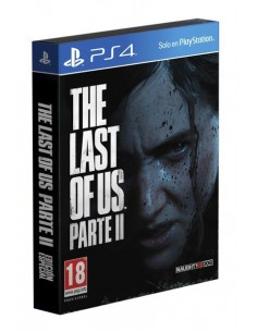 PS4 - The Last of Us: Part...