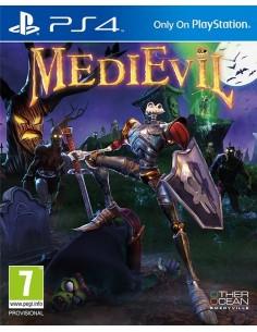 PS4 - MediEvil Remastered