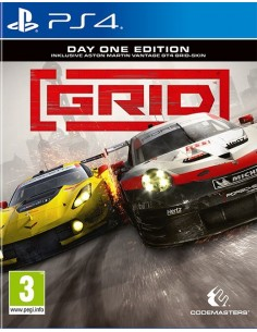 PS4 - Grid Day One Edition