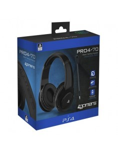 PS4 - PRO4 70 Negro...
