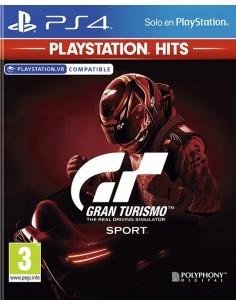 PS4 - Gran Turismo Sport -...