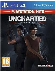 PS4 - Uncharted: El Legado...