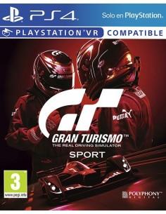 PS4 - Gran Turismo Sport...