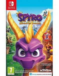 Switch - Spyro Reignited...
