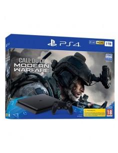 PS4 - PS4 Consola Slim 1TB...