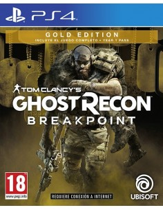 PS4 - Ghost Recon...