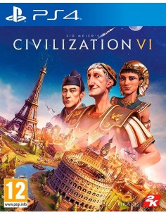 PS4 - Civilization VI