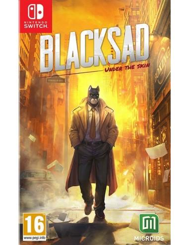 2709-Switch - Blacksad: Under the Skin-3760156483399