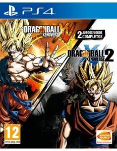 PS4 - Dragon Ball Xenoverse...