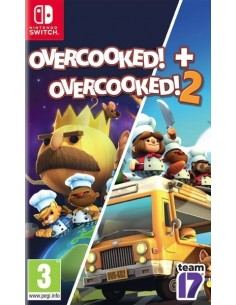 Switch - Overcooked +...
