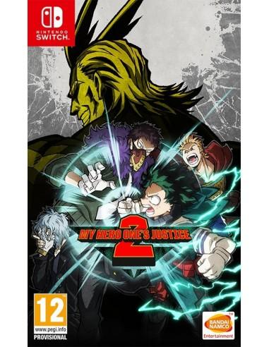 3557-Switch - My Hero Academia: Ones Justice 2-3391892007435