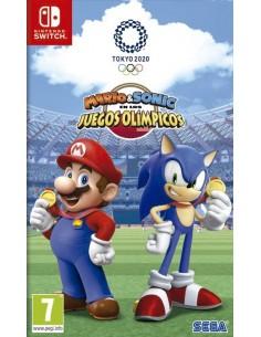 Switch - Mario & Sonic en...