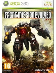 Xbox 360 - Front Mission...