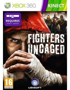 Xbox 360 - Fighters Uncaged...