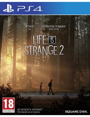 3563-PS4 - Life is Strange 2 -5021290086111