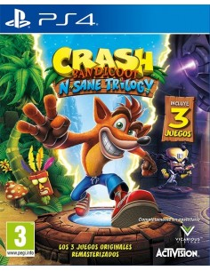 PS4 - Crash Bandicoot: N....