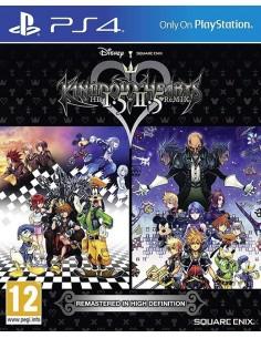 PS4 - Kingdom Hearts 1.5 +...