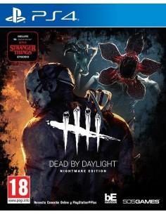 PS4 - Dead by Daylight...