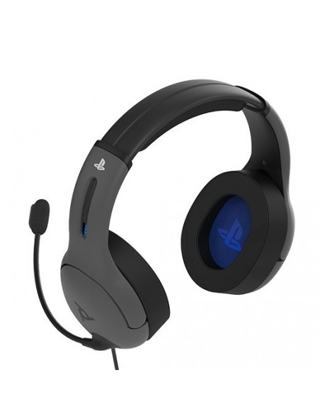 -3215-PS4 - LVL50 Wired Gris Auricular Gaming Licenciado-0708056064532