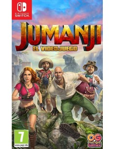 Switch - Jumanji: El Video...