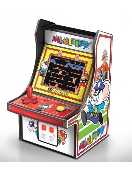 -3643-Retro - My Arcade Micro Player Retro Arcade Mappy-0845620032242