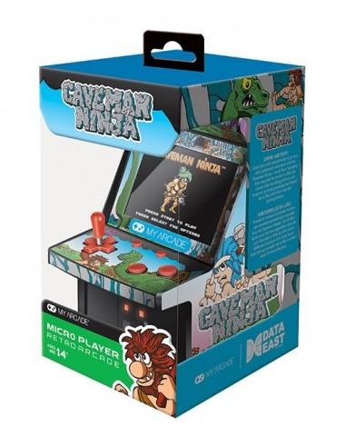 3636-Retro - My Arcade Micro Player Retro Caveman Ninja-0845620032181