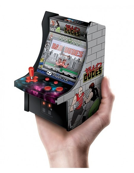 -3639-Retro - My Arcade Micro Player Retro Bad Dudes-0845620032143