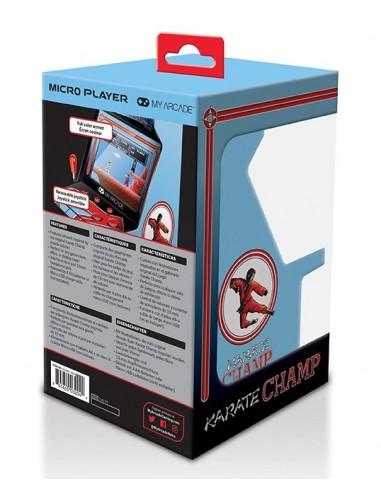 3638-Retro - My Arcade Micro Player Retro Karate Champ-0845620032044