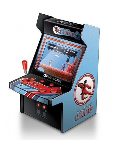 -3638-Retro - My Arcade Micro Player Retro Karate Champ-0845620032044