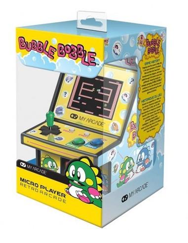 3131-Retro - My Arcade Micro Player Retro Arcade Bubble Bobble Consola-0845620032419