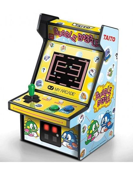 -3131-Retro - My Arcade Micro Player Retro Arcade Bubble Bobble Consola-0845620032419