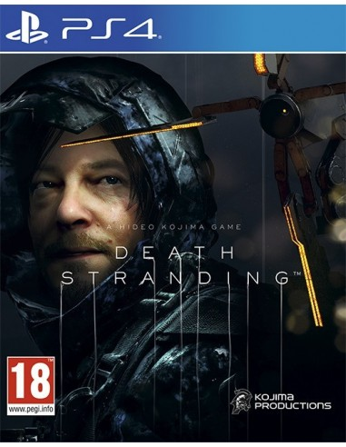2988-PS4 - Death Stranding-0711719997795
