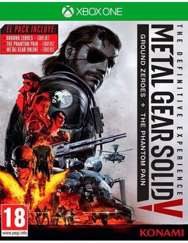 3677-Xbox One - Metal Gear Solid V: Edición Definitiva-4012927111499