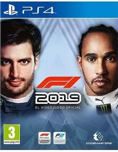 PS4 - Formula 1 2019