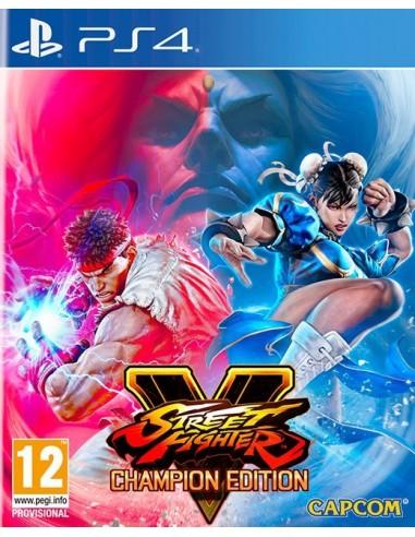 3678-PS4 - Street Fighter V Champion Edition-5055060901601