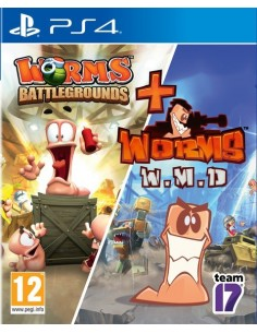 PS4 - Worms Battlegrounds +...