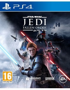 PS4 - Star Wars Jedi:...