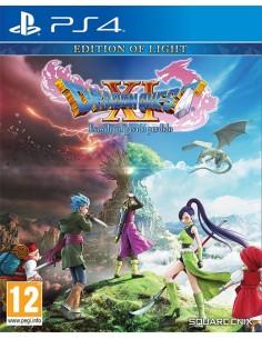 PS4 - Dragon Quest XI: Ecos...