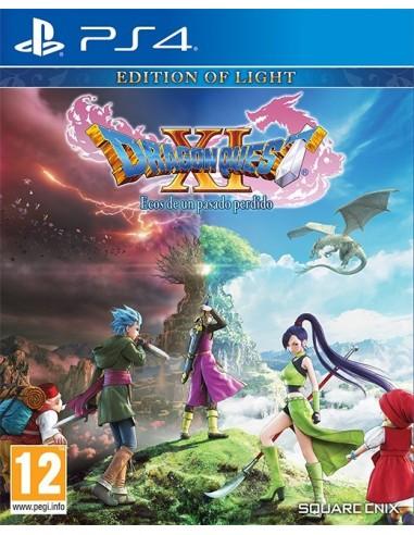 3683-PS4 - Dragon Quest XI: Ecos de un Pasado Perdido D1 Ed. of Ligh-5021290081314