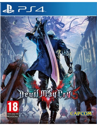3682-PS4 - Devil May Cry 5 -5055060946442