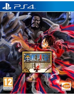 PS4 - One Piece: Pirate...