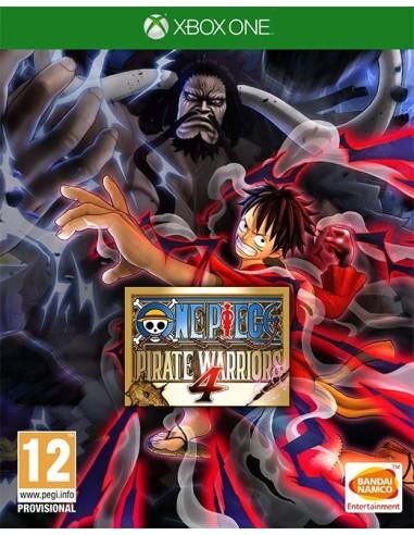 3700-Xbox One - One Piece: Pirate Warriors 4-3391892007589