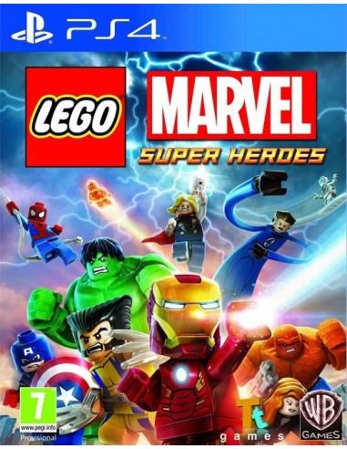 3729-PS4 - Lego Marvel Superheroes-5051893156560
